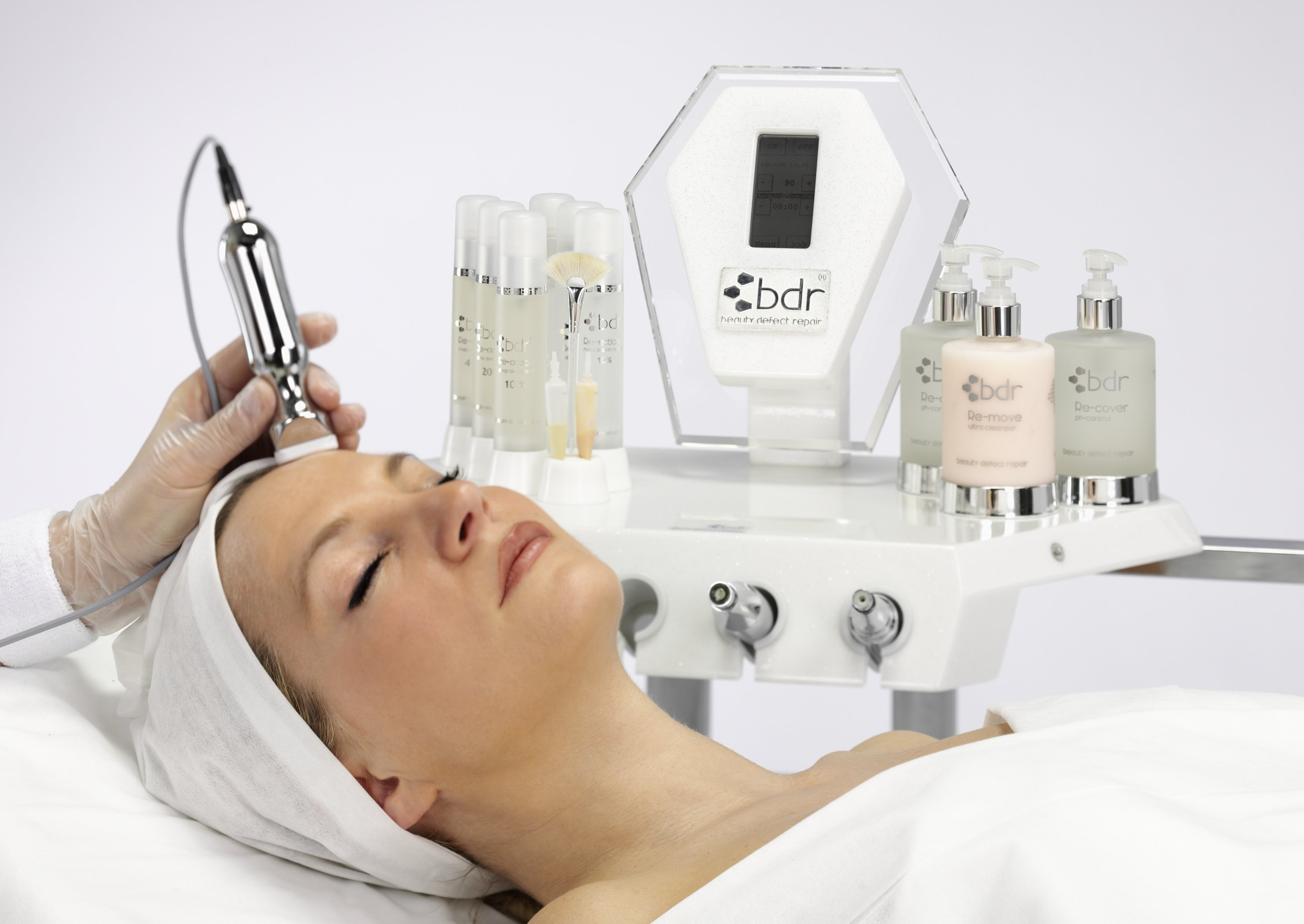 Bdr introduces a revolutionary non surgical skin care for A skin care salon