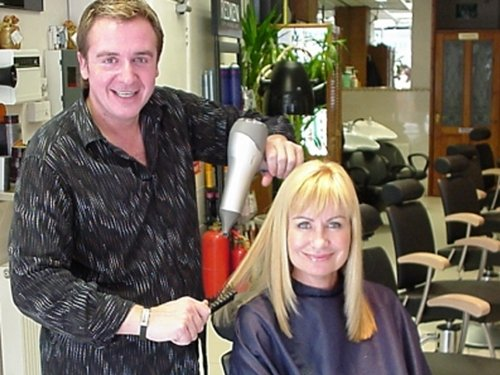 Celeb hairdresser mark coray awarded for success of coray for Accolades salon groupon