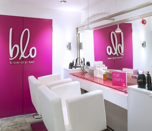 Blo Blow Dry Bar To Host Valentine Pop Up Nail Salon