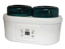 New product australian bodycare duo wax heater the for 85 degrees tanning salon