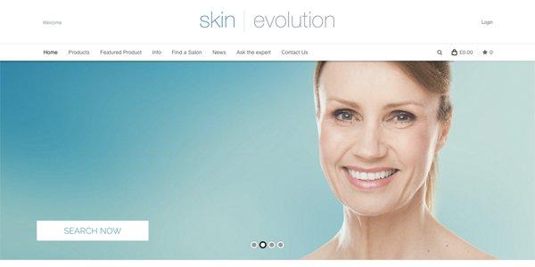Skin Evolution