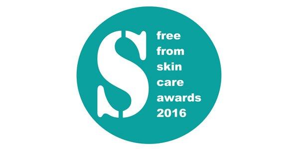 freefrom skincare awards